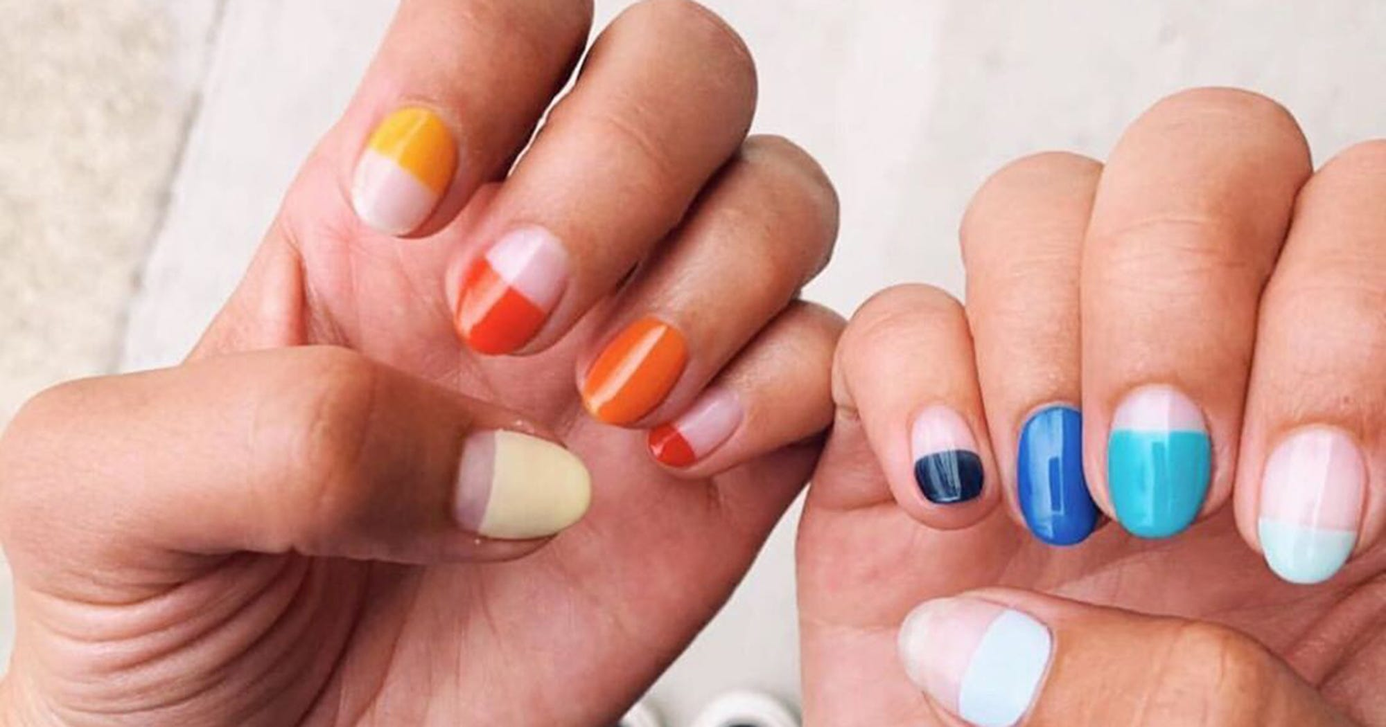 Best Neon Nail Polish Colors To Wear Fun Summer Trend