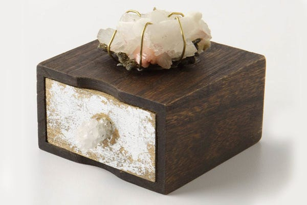 Melissa Joy Manning Wrapped Crag Jewelry Box 200 Available At Anthropologie