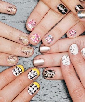 Nail Strips - Striped Looks For Your Digits