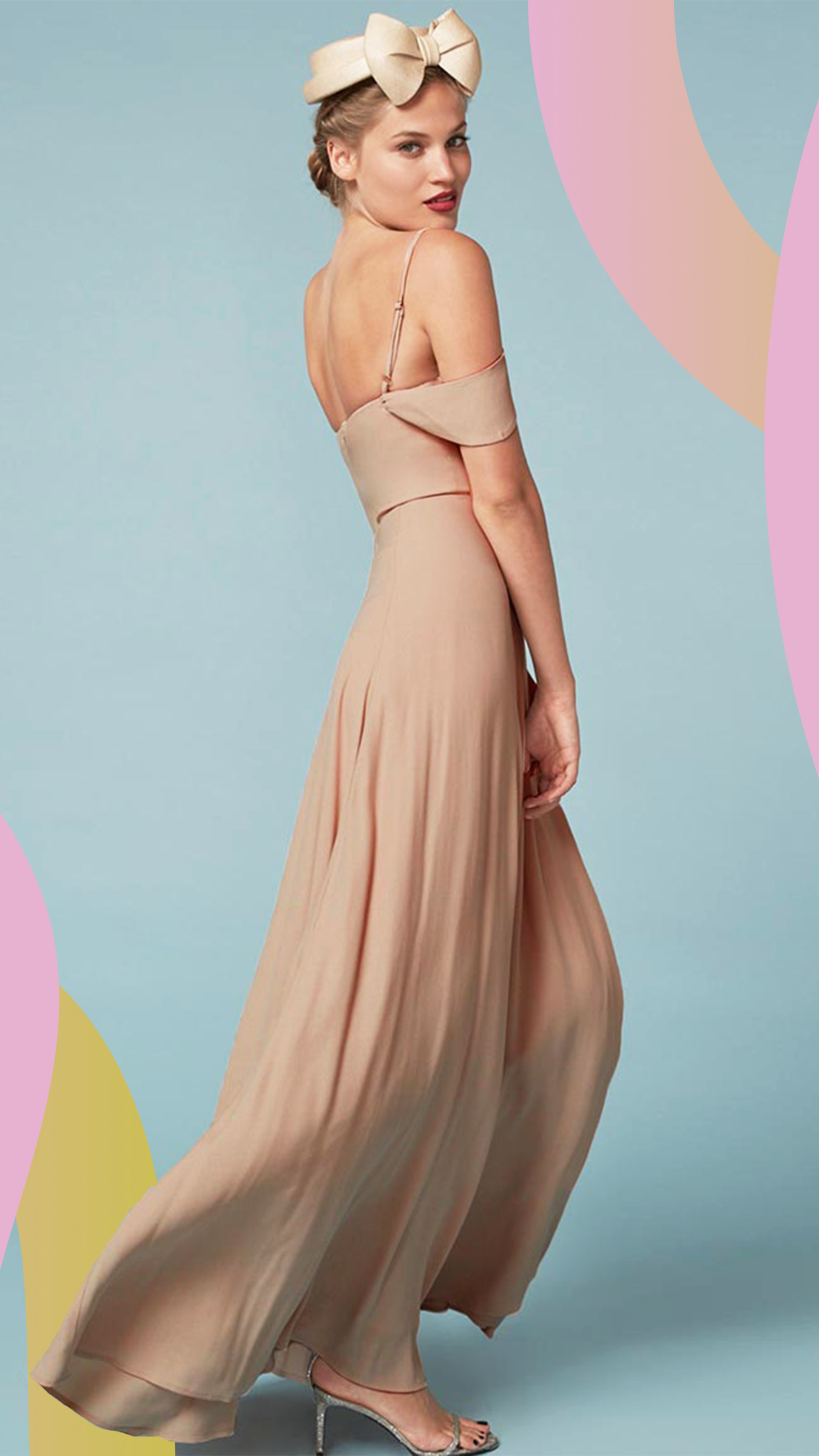 Fashionable, Cool Bridesmaid Dresses