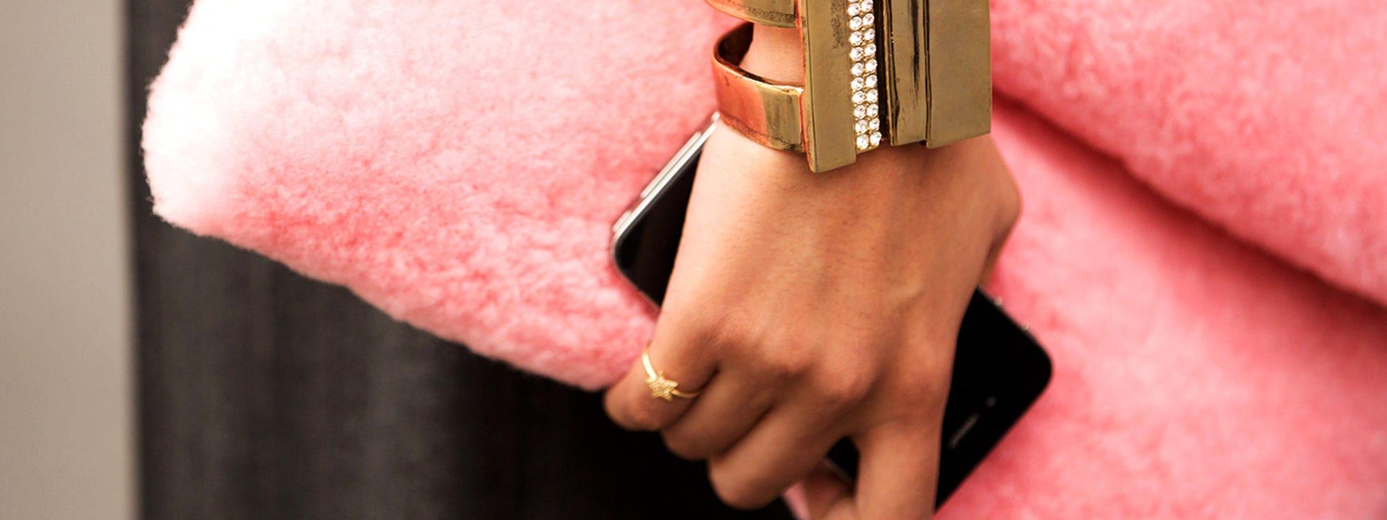 How To Spot A Fake Designer Bag Entrupy App Gadget