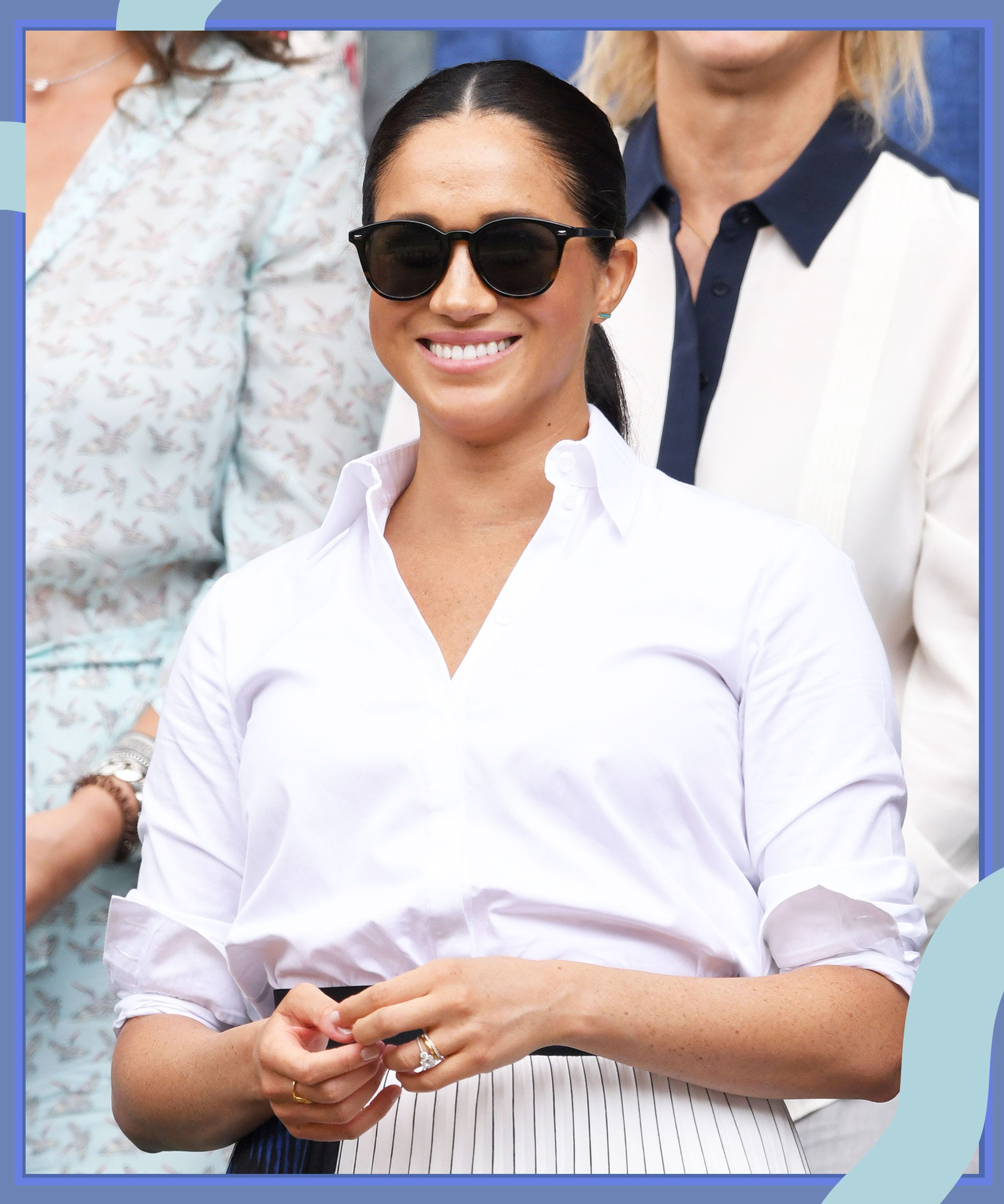The Special Meaning Behind Meghan Markle's 'Hand of Fatima' Ring