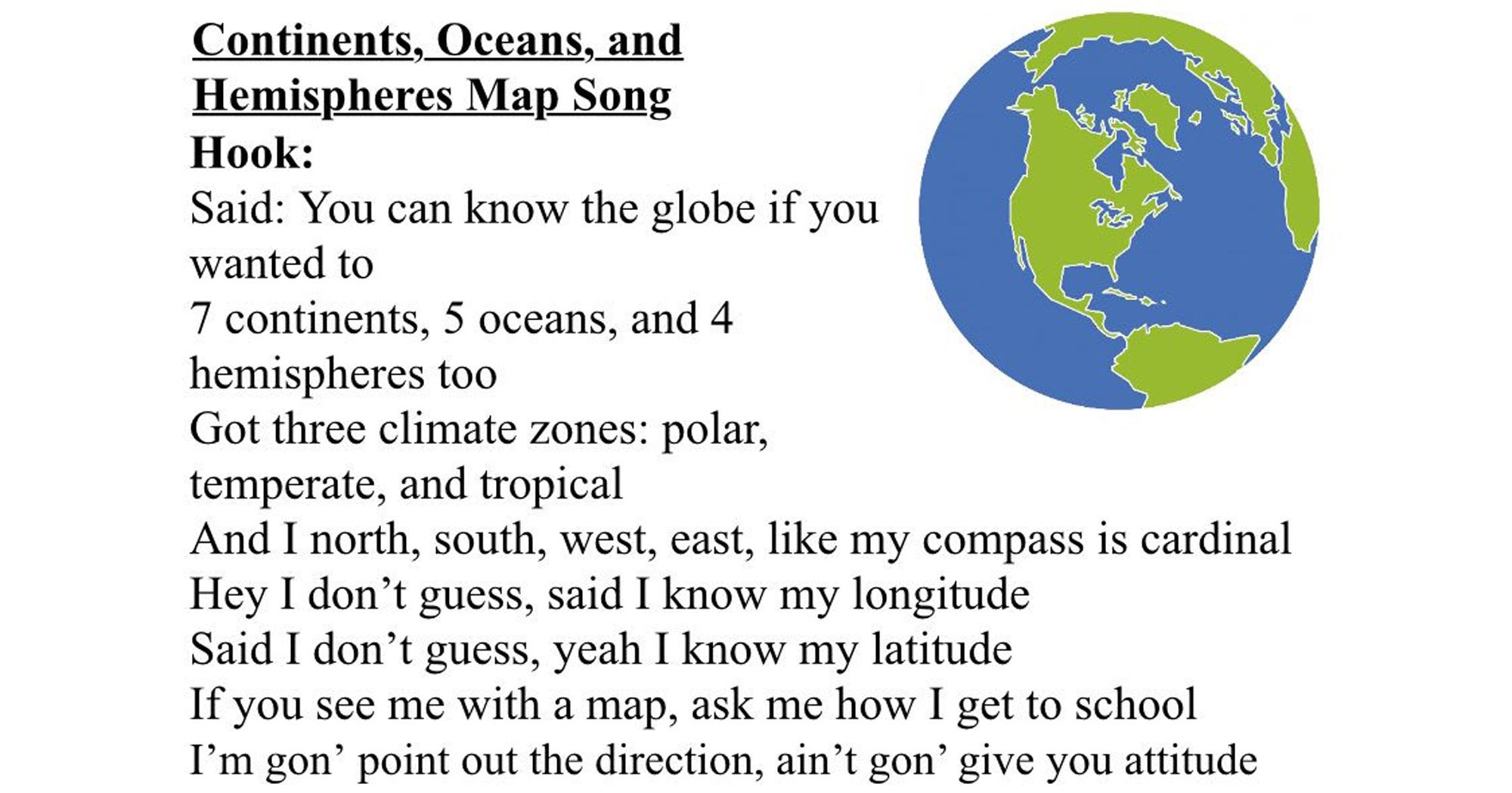 This Teacher Came Up With The Most Genius Way To Make Sure Her Kids Learn Geography