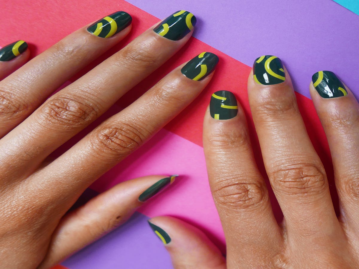The Spring Nail Art Trends You re About To See Everywhere