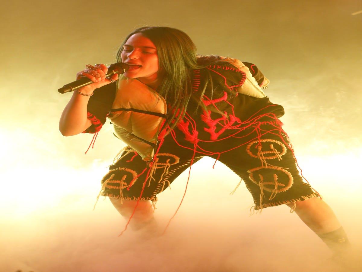 Billie Eilish Makes Dark Music For Dark Times