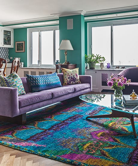 Nyc Interior Designers Favorite Apartments Refinery29