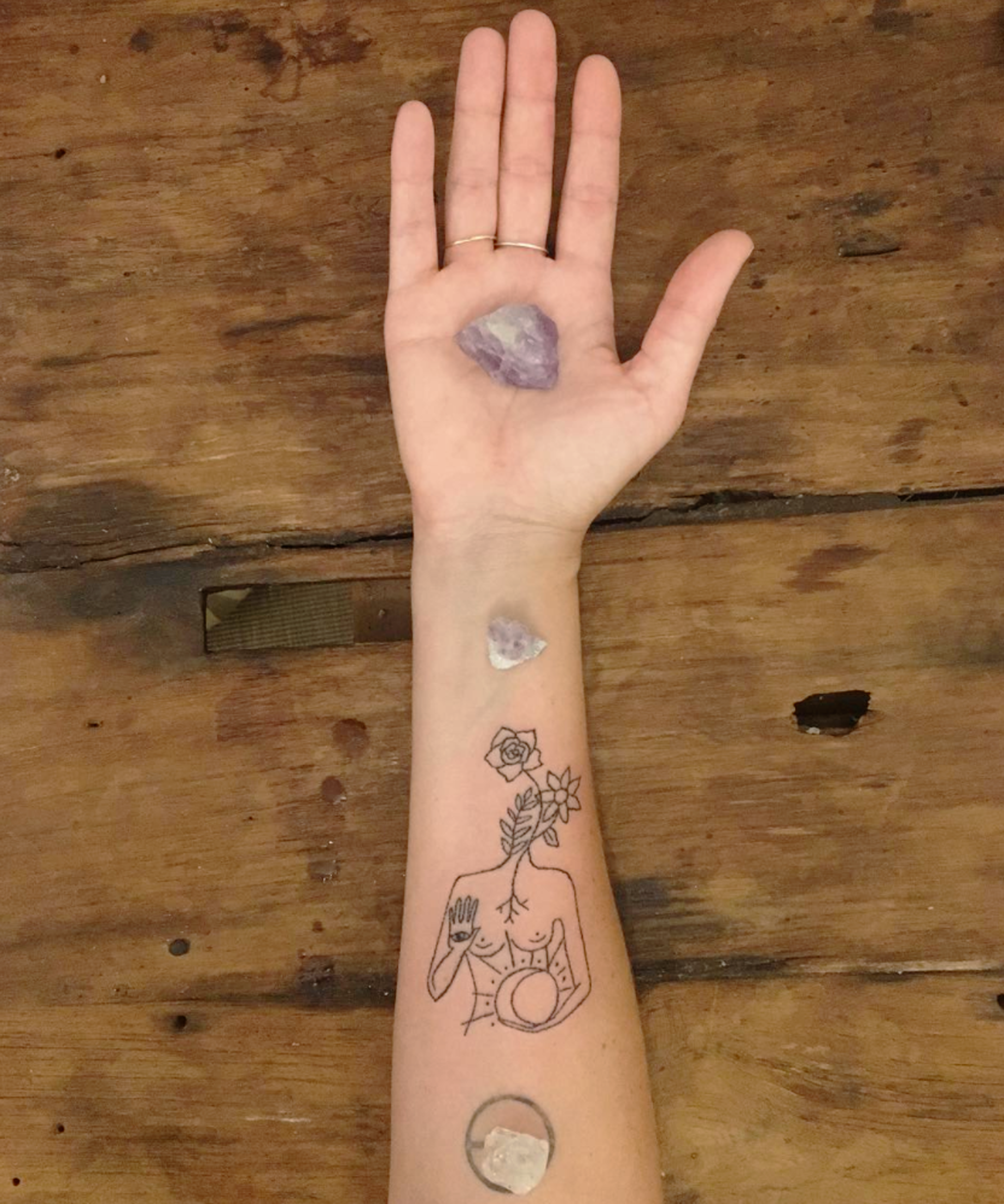 Soul Tattoo Trend Tarot Tattoo Meaning
