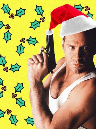 why die hard is the ultimate christmas film