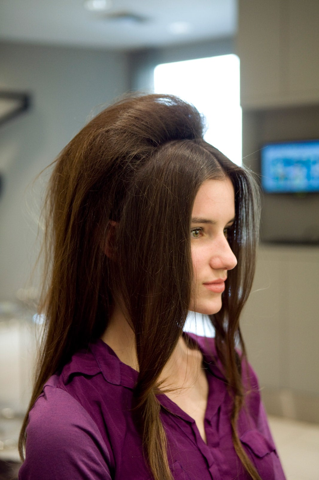Bouffant Hair How To Do Bouffants Hairstyles