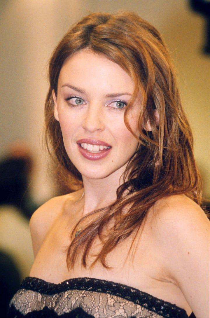 The Artist: Kylie Minogue