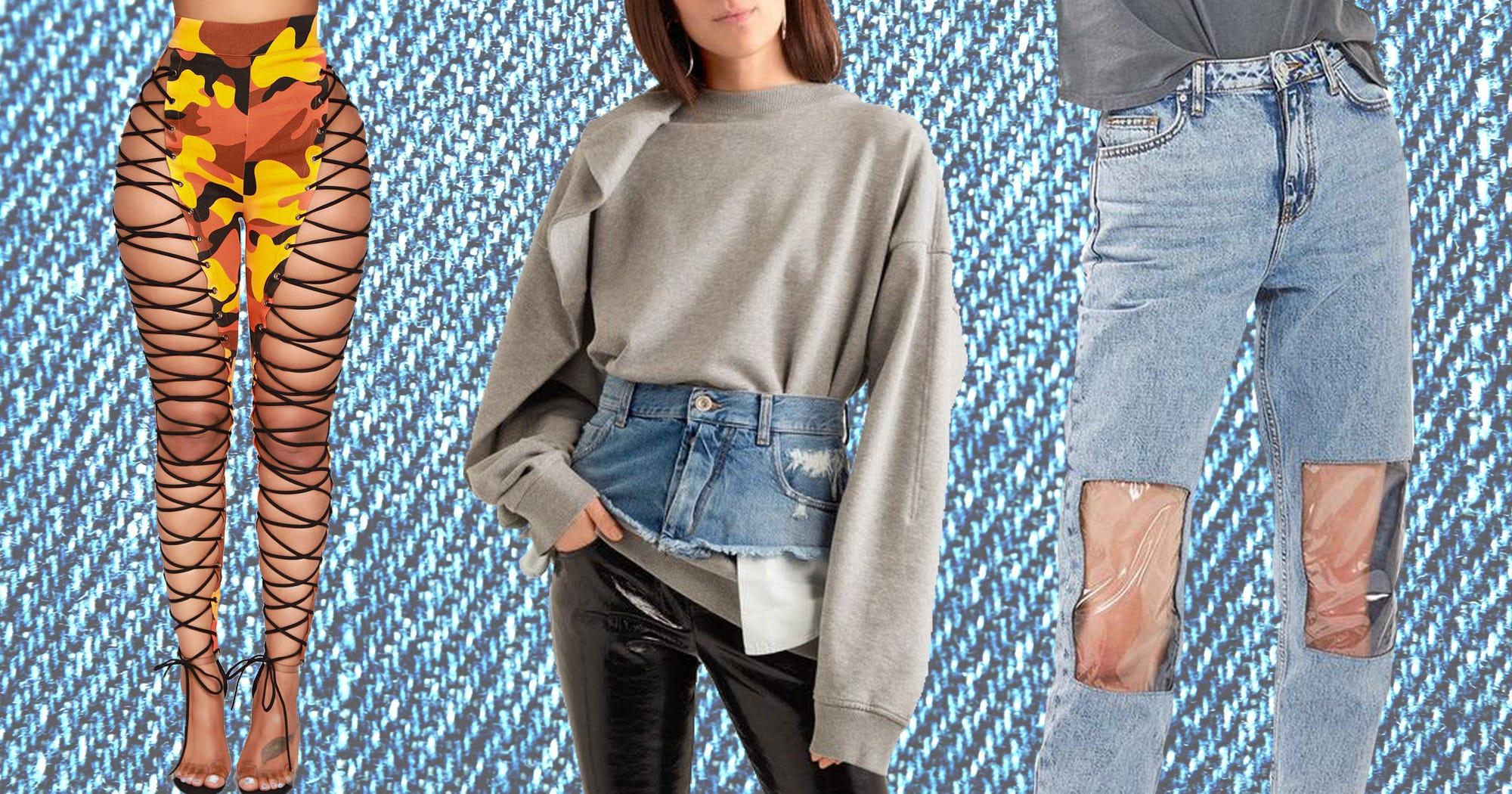Trends Auf Auf Jeans Jeans Absurde Instagram Absurde Trends KcTJ13lF