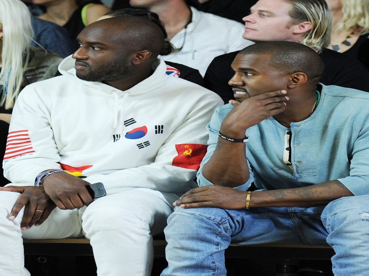 Why Does Fashion Love Virgil Abloh But Shun Kanye West?