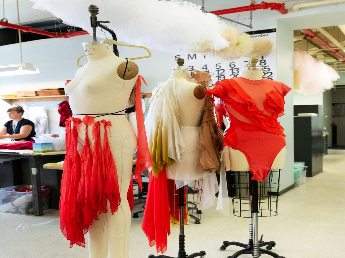 Alberta Ferretti, Gareth Pugh, & Giles Deacon Design Costumes For The NYCB