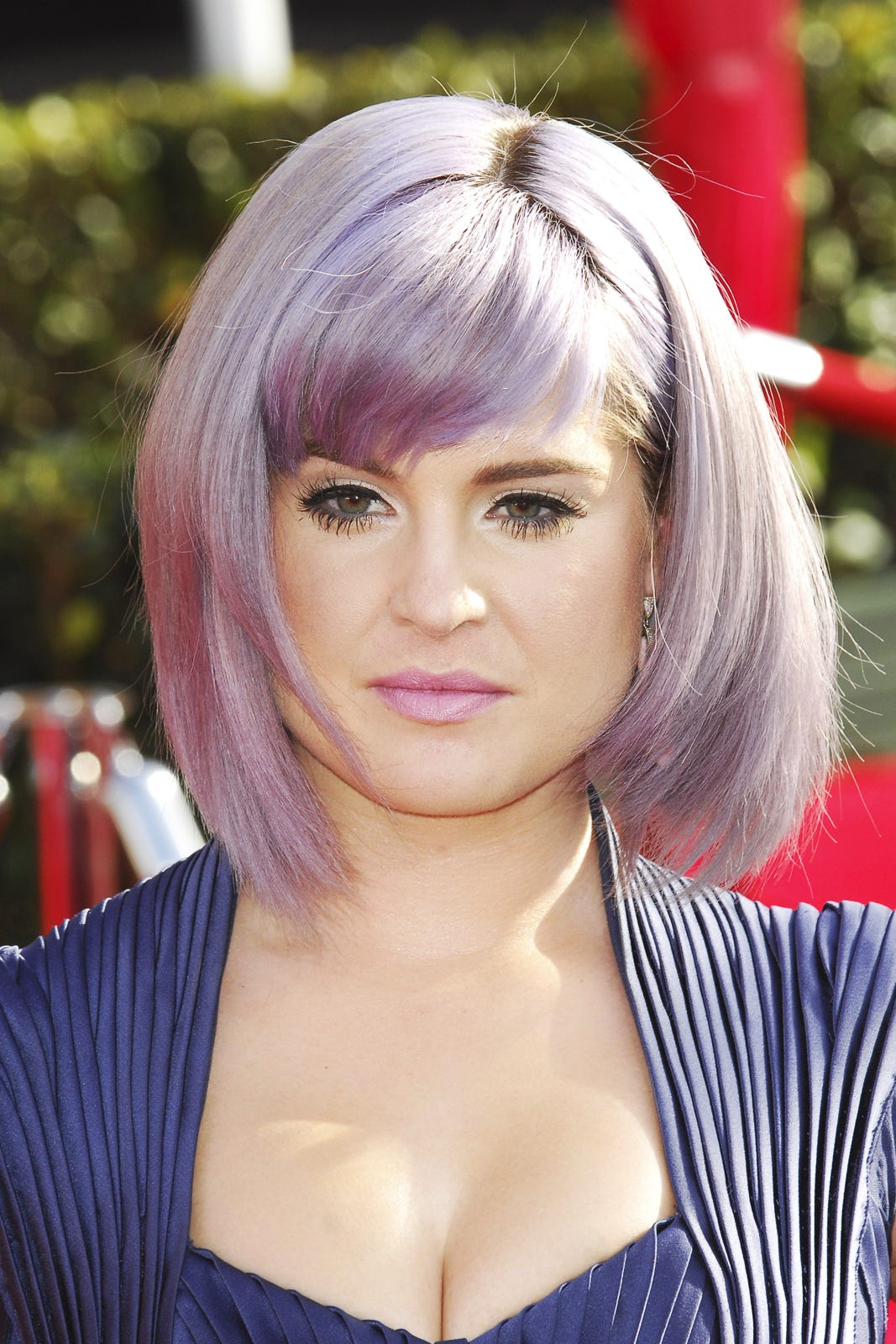 Pastel Hair Color Celebrities With Pink Purple Locks