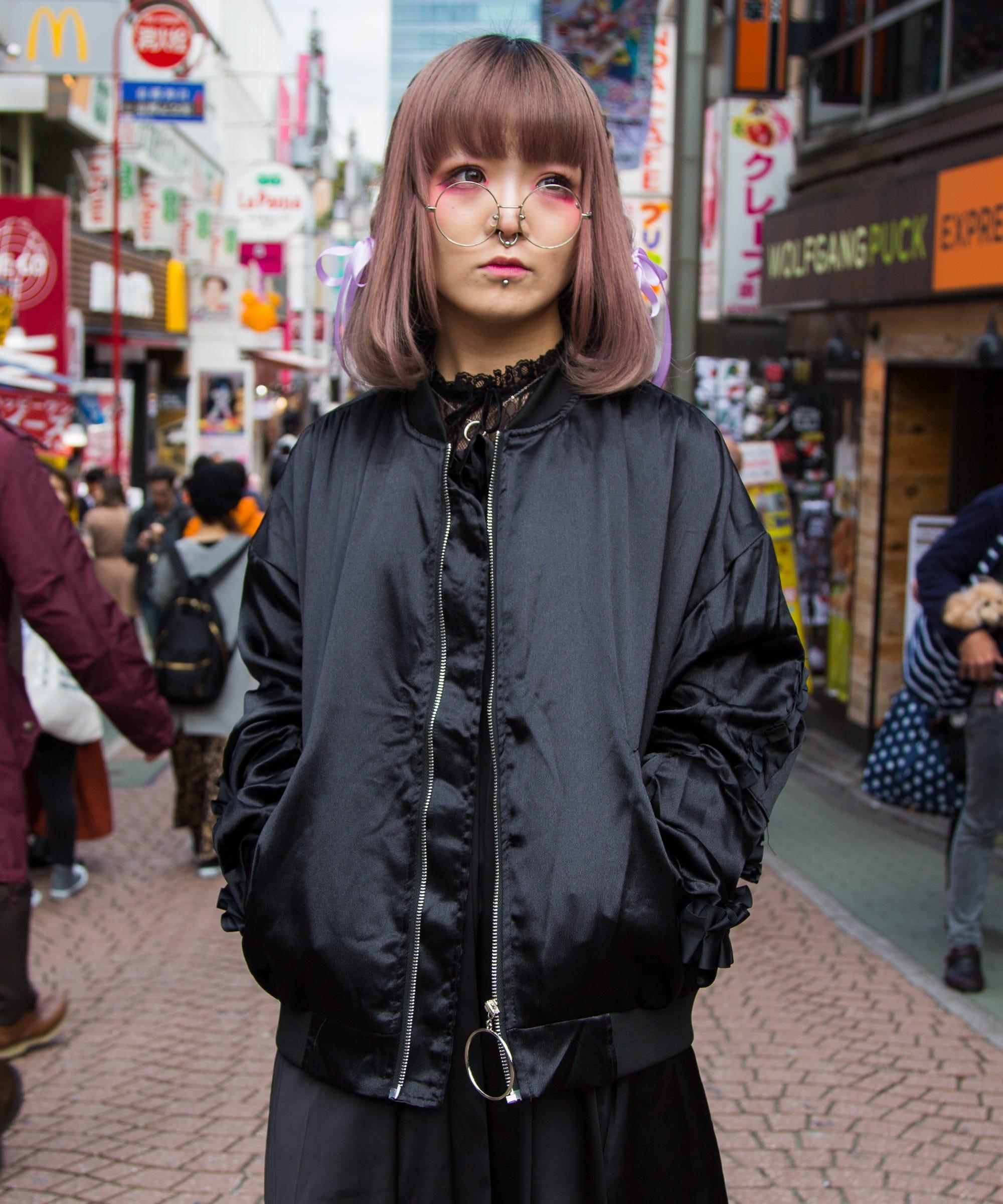 Yami Kawaii Fashion Is A New Harajuku Style Subculture f3ca100fcc91