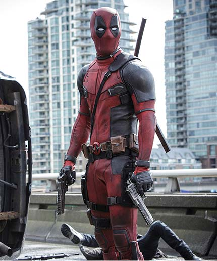Deadpool Review Ryan Reynolds Full Frontal Nudity