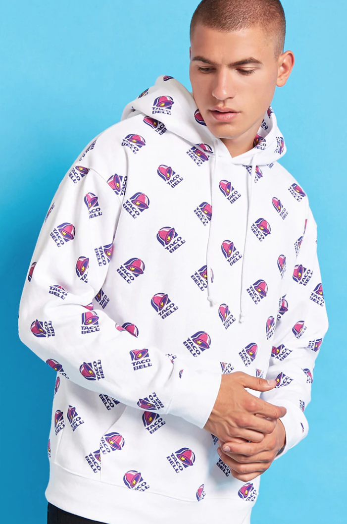 6f359a95e Shop Forever 21 x Taco Bell Collection