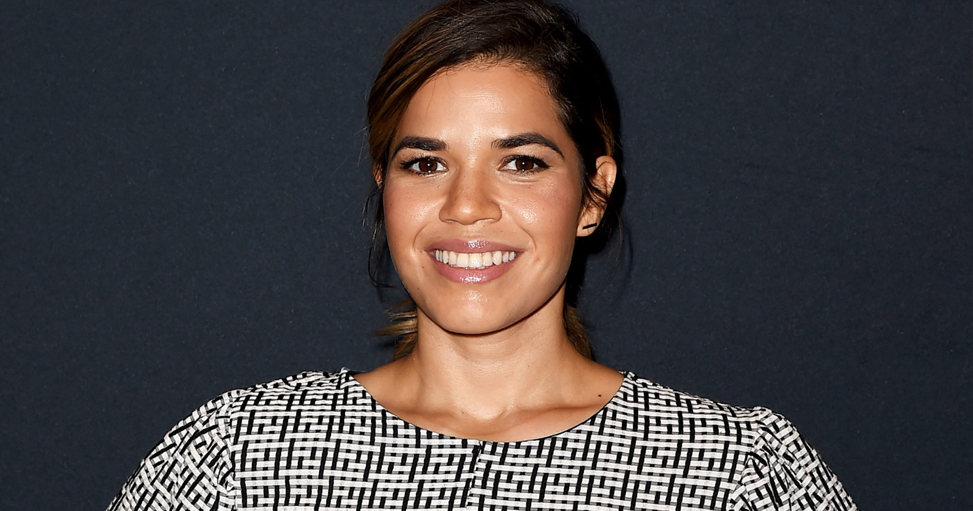 America Ferrera Shares How Having A Baby Changed Her Body Image
