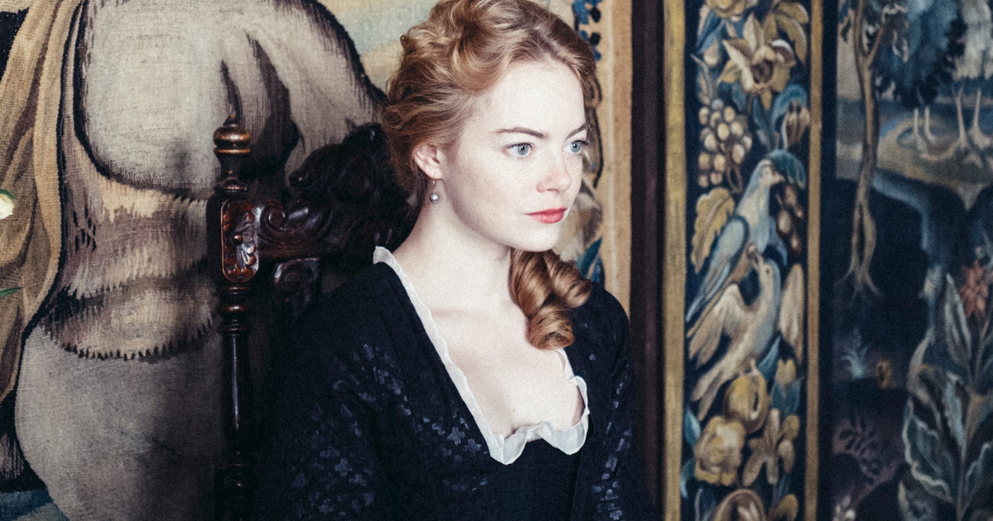 Emma Stone Nude Scene In The Favourite Sinister Meaning