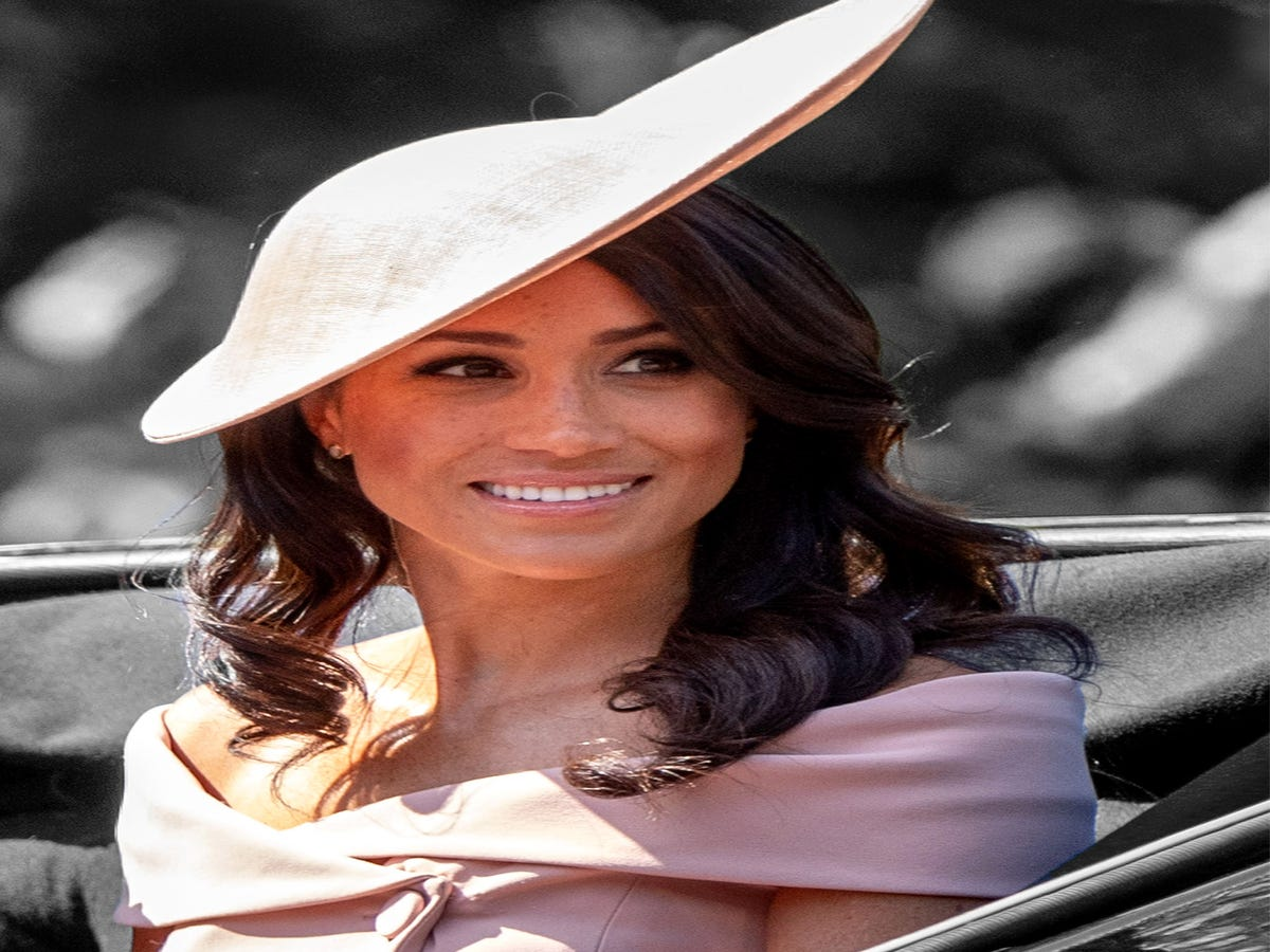 Meghan Markle Is A Royal On Her Own Terms — & Her Latest Look Is Proof