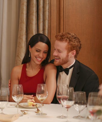 Meghan Markle and Prince Harry Lifetime Movie