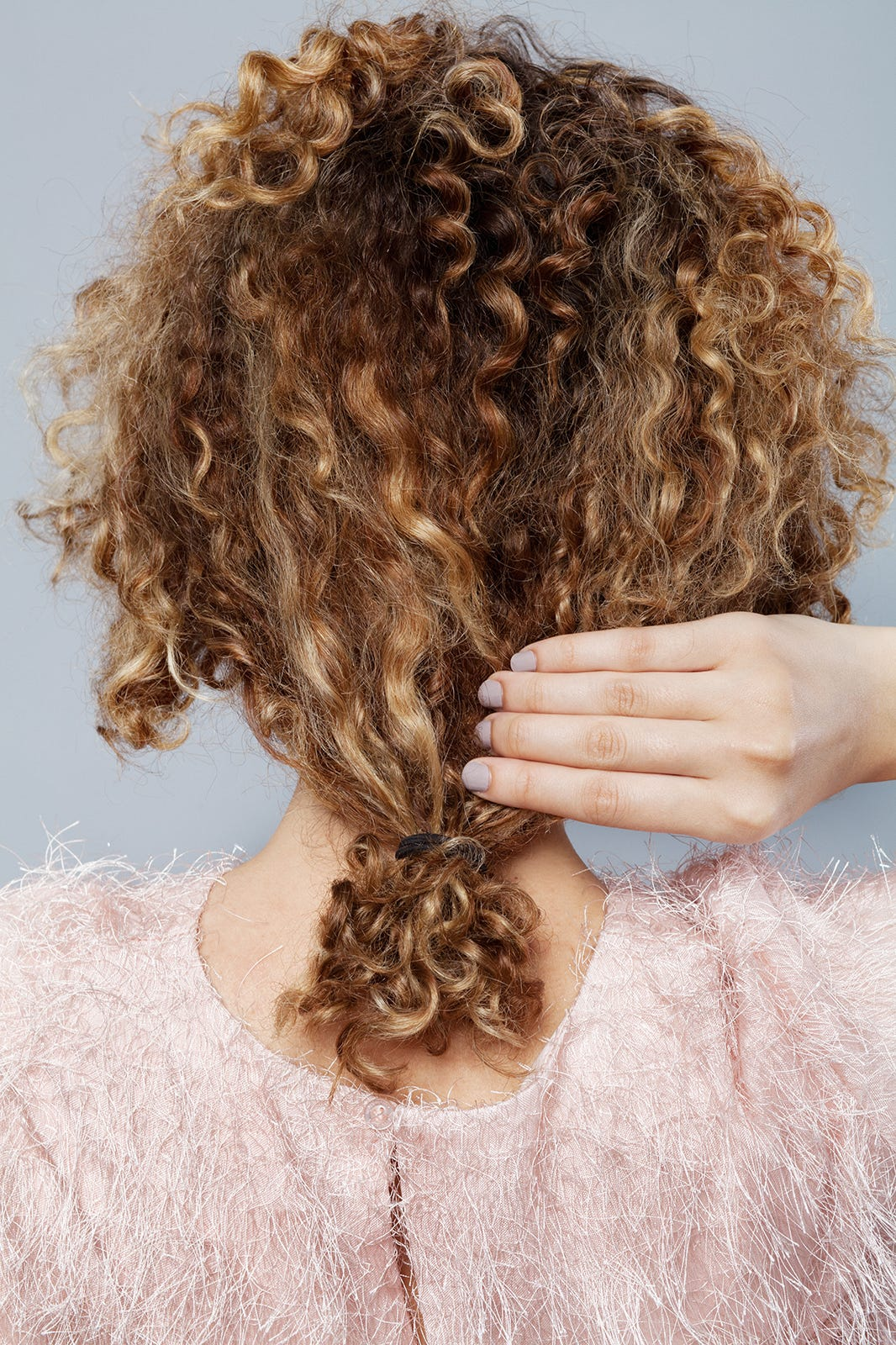 How To Style Curly Hair