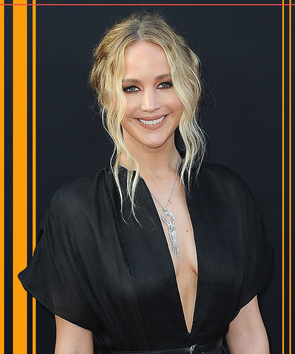 Jennifer Lawrence Stars In Mob Girl By Paolo Sorrentino