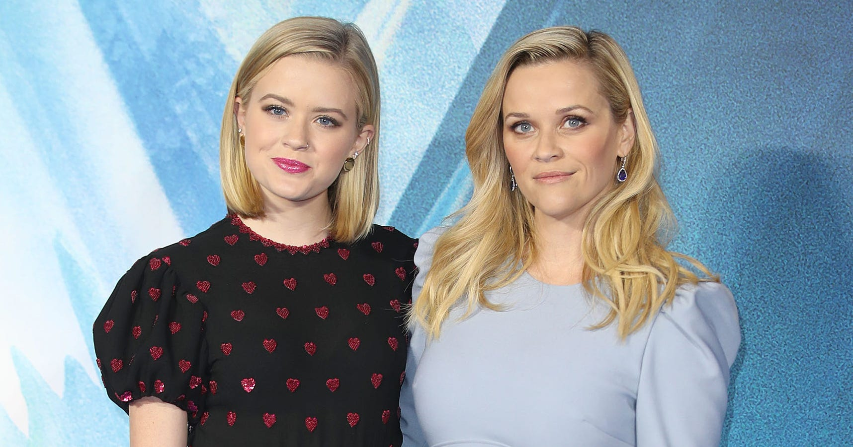Reese Witherspoon's Daughter Got Rainbow Hair Just In Time For Coachella