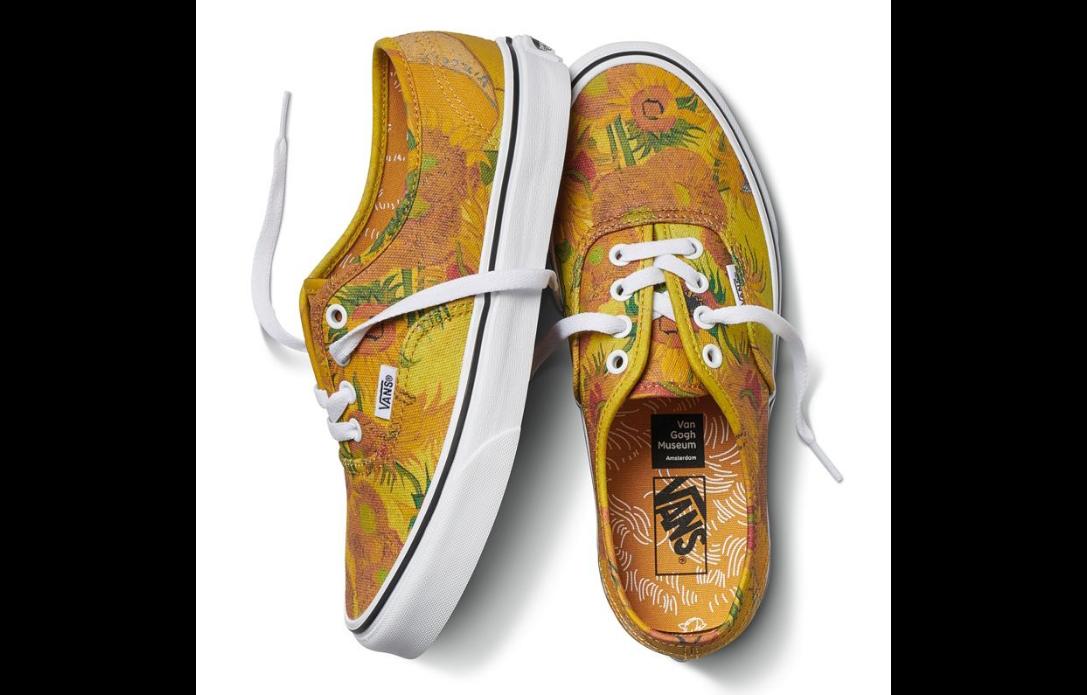 256733f92b Vans x Van Gogh Sneaker   Clothing Collab Is Pure Art