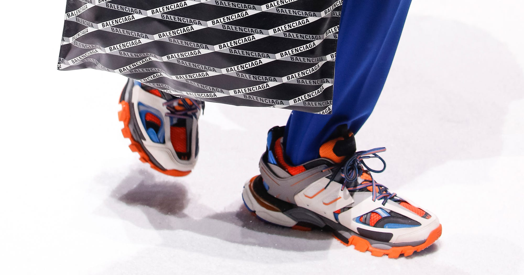 Balenciaga Newest Sneaker Is A Chic Cute Track Shoe af0b2ac2b
