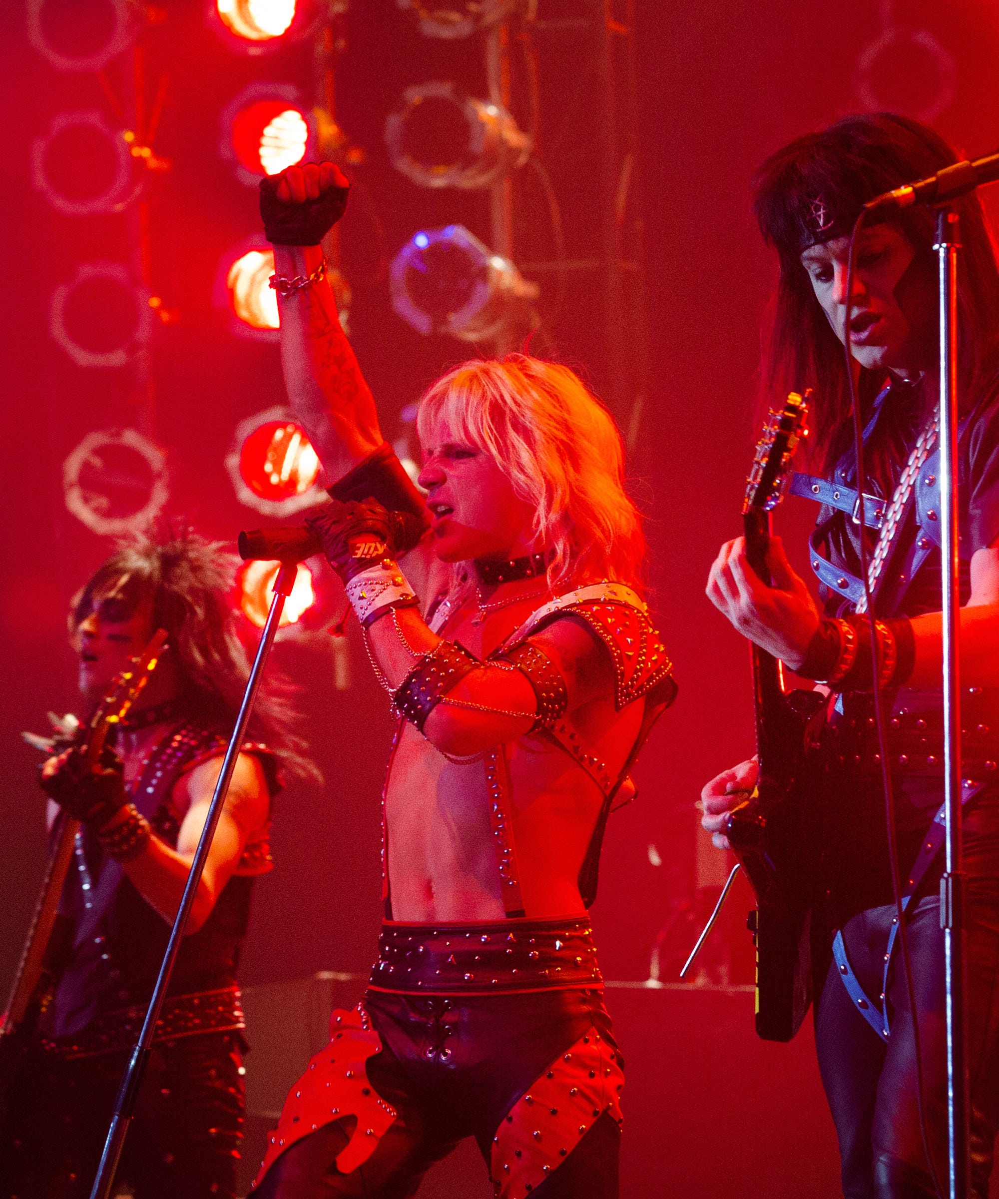 Who Exactly Was Asking For Netflix's Mötley Crüe Biopic The Dirt?