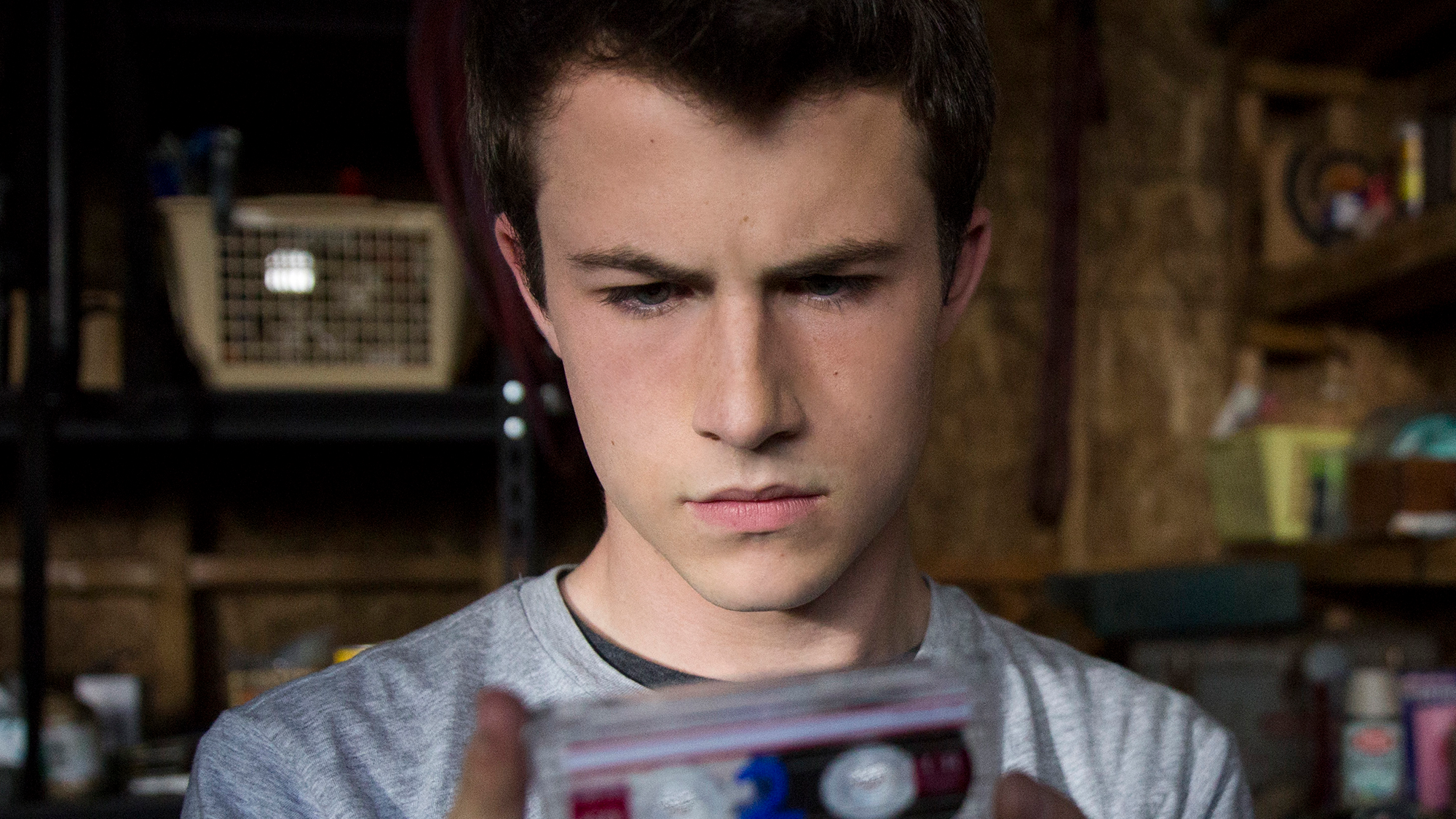 13 Reasons Why Clay Jensen Tape Hannah Suicide Involved