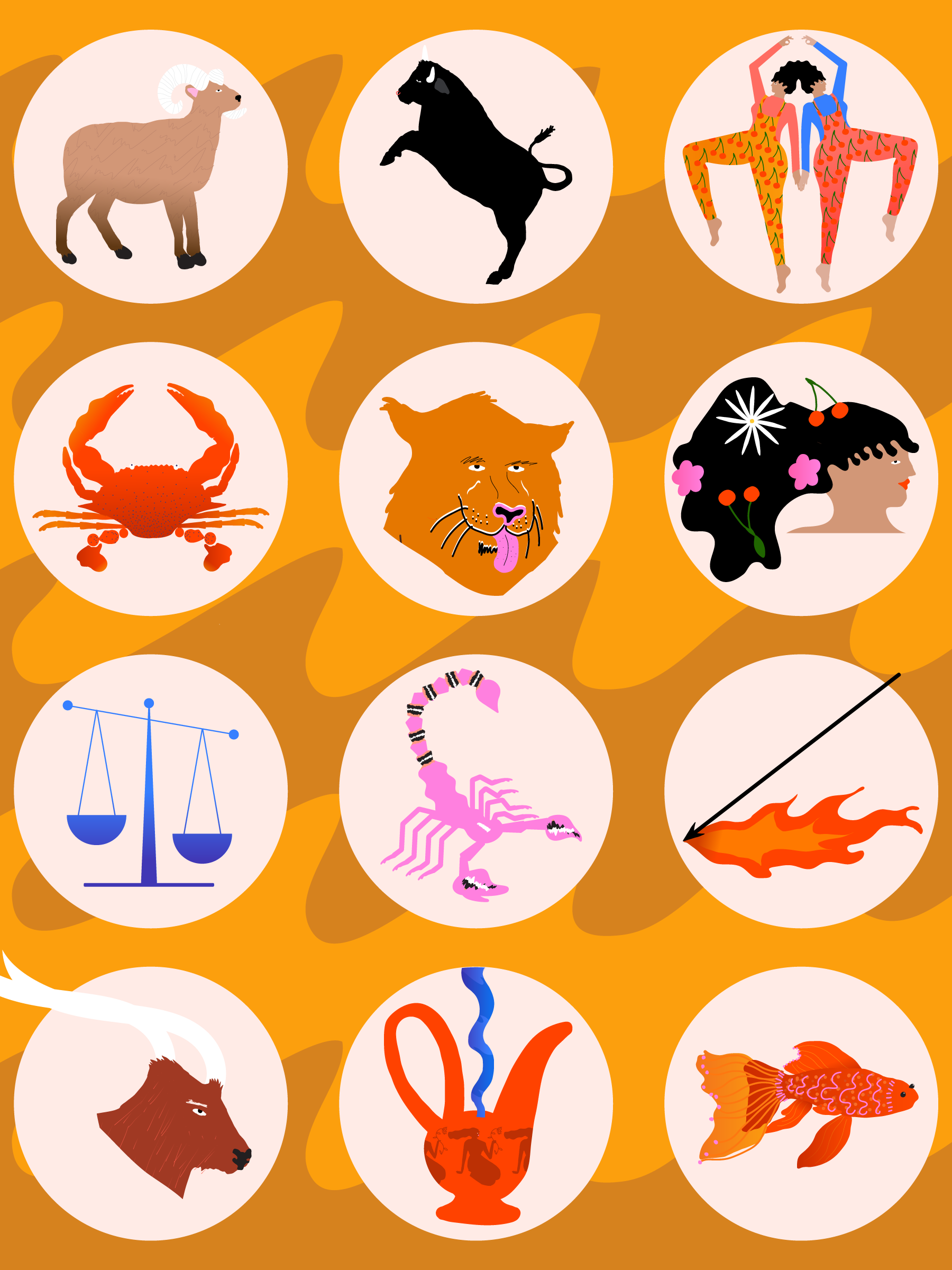 August 2018 Monthly Horoscope By Zodiac Sign