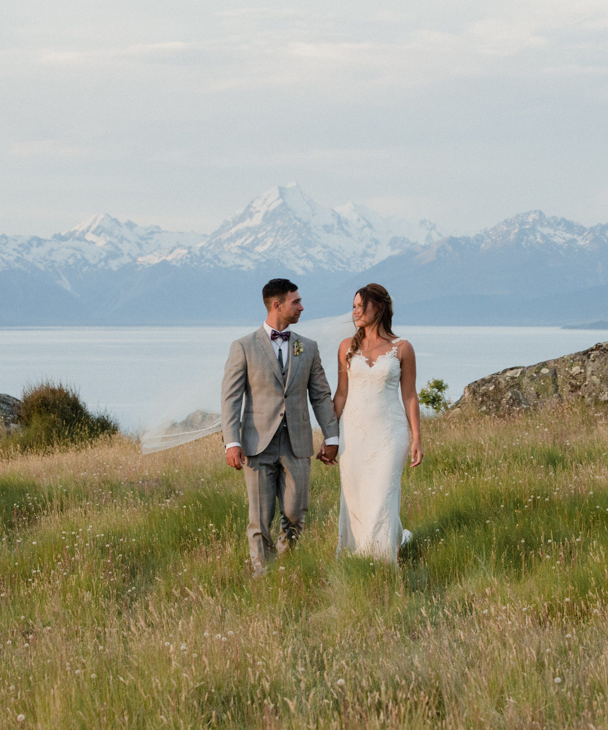 How One New Zealand Couple Honored Their Māori Roots On Their Wedding Day