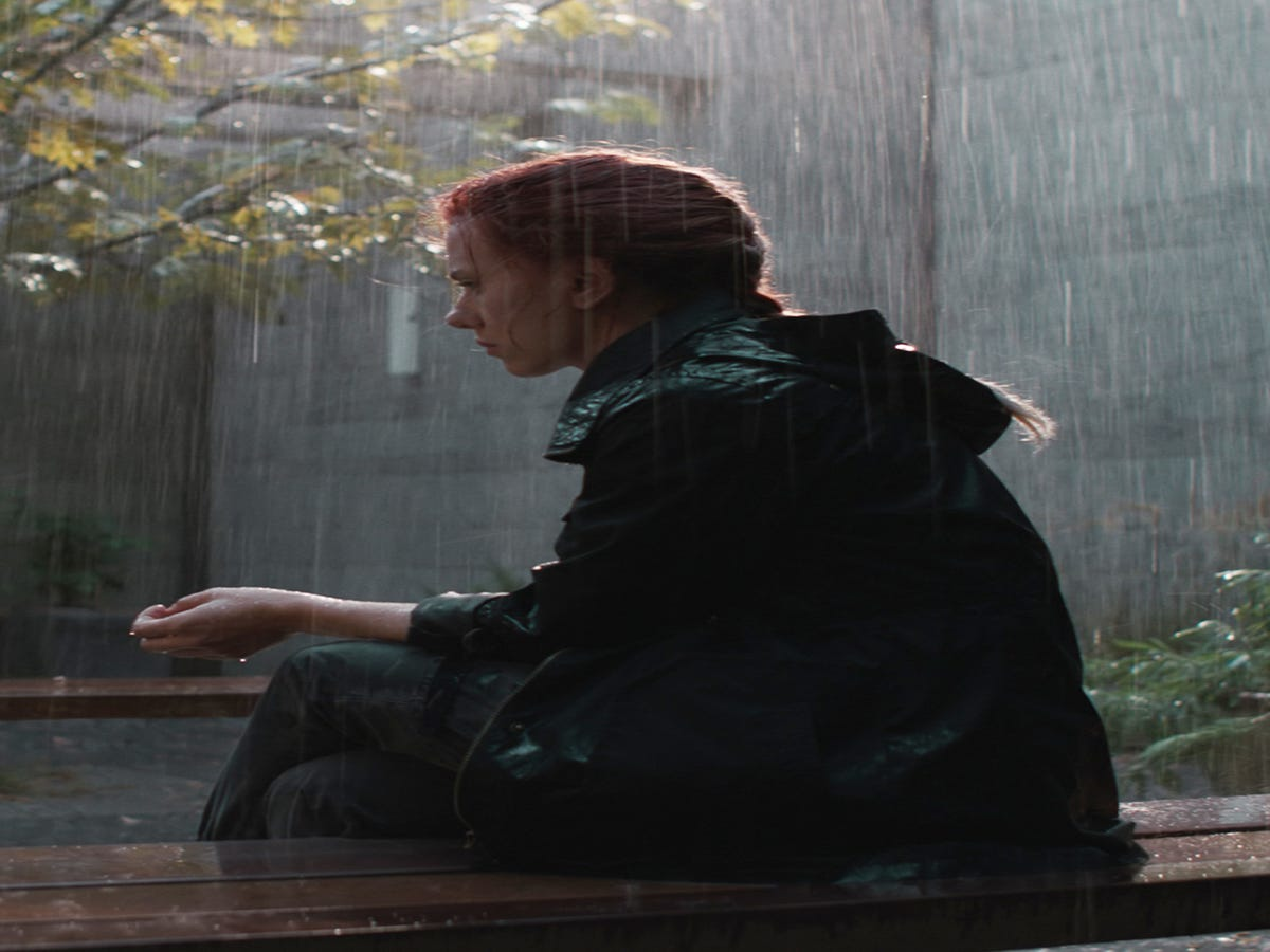 Black Widow s Hair Hides A Major Plot Point In Avengers: Endgame