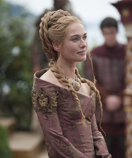 Game Of Thrones Costumes Michele Carragher Embroidery