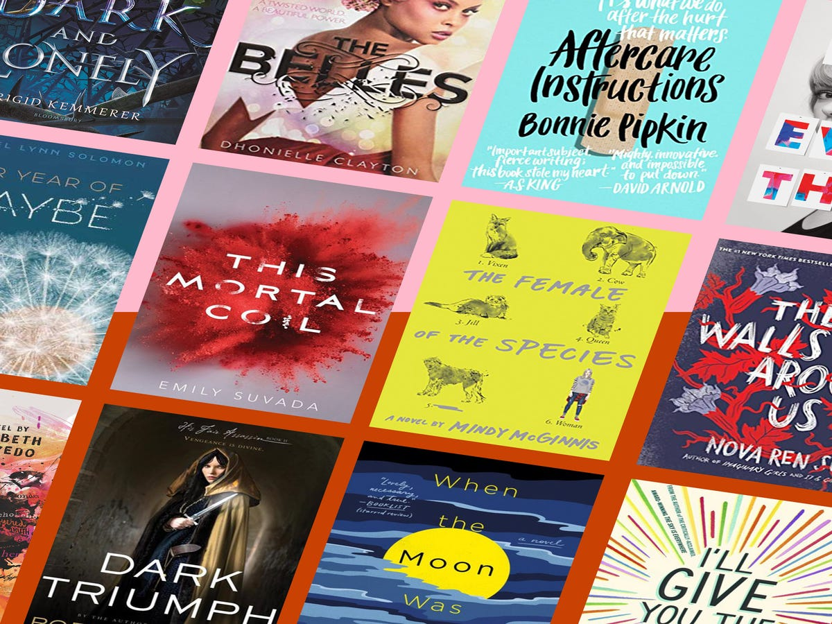 The YA Books Your Favorite YA Authors Can t Stop Raving About