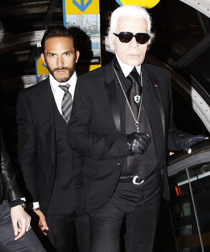 5266743bb1eb Karl Lagerfeld Hot Bodyguard Is Now A Fashion Designer