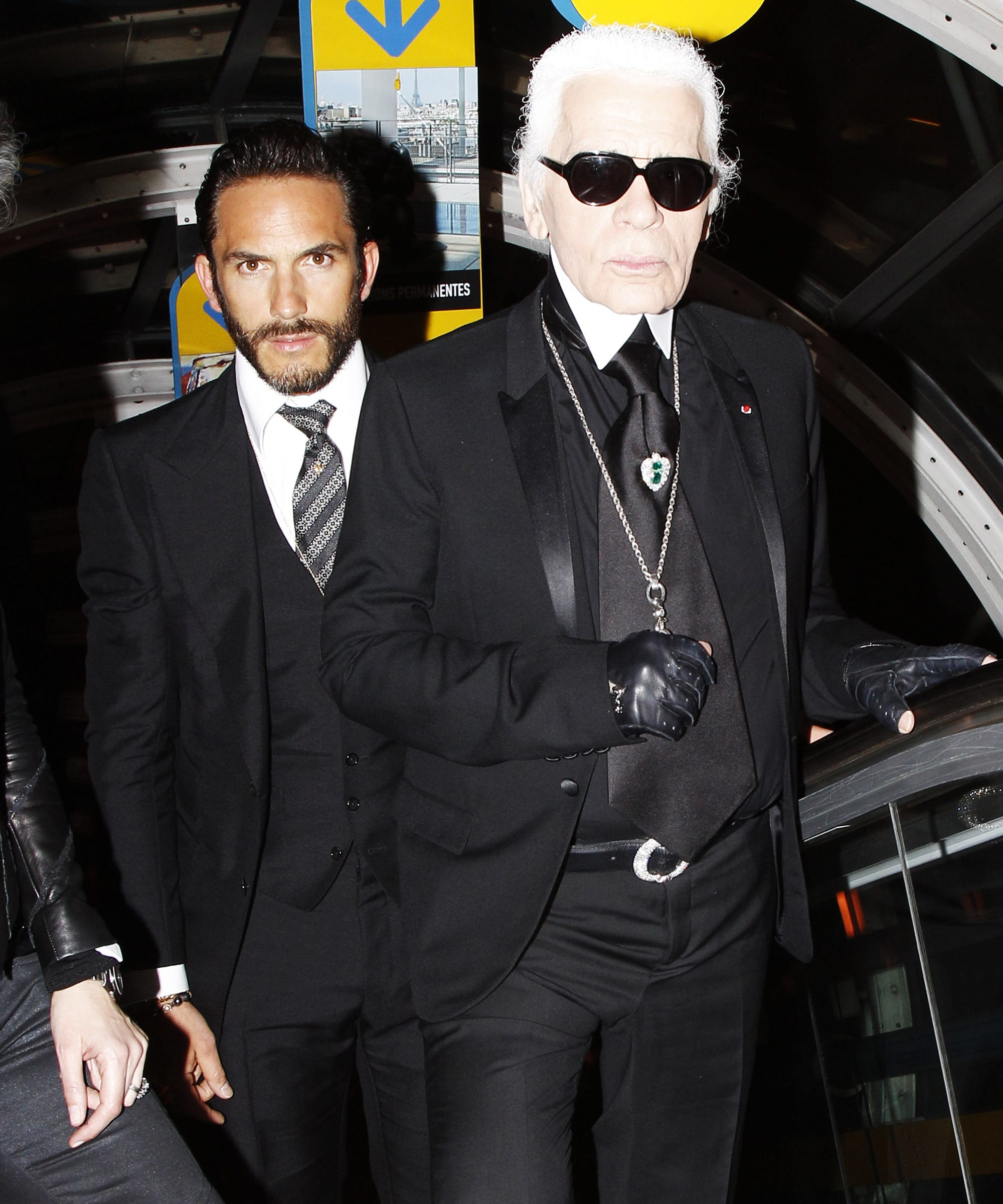 Fashion week 10 didnt things know karl lagerfeld for woman
