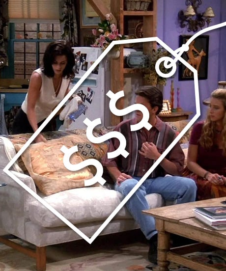 The Real Cost Of 10 Iconic TV Show Apartments