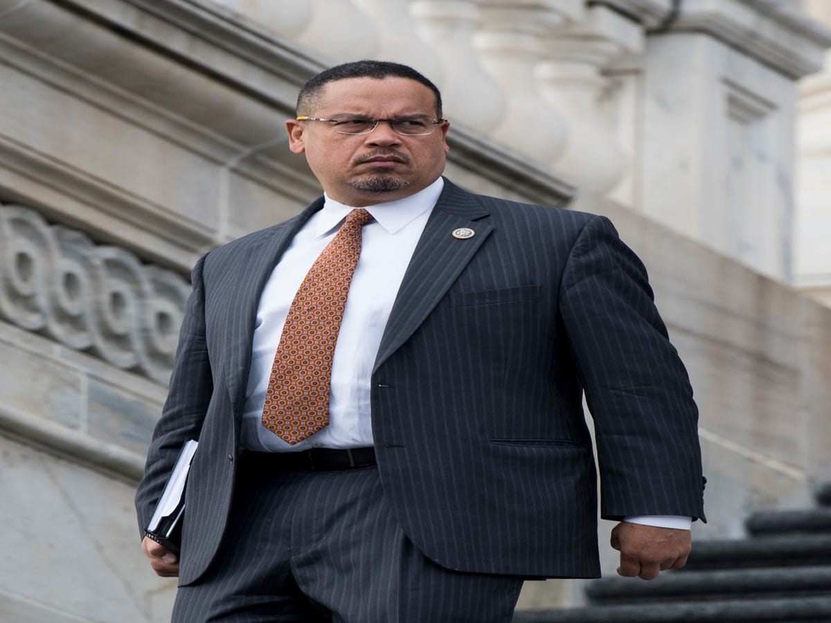 Rep. Keith Ellison s Ex-Partner Shares Medical Record Supporting Abuse Allegations