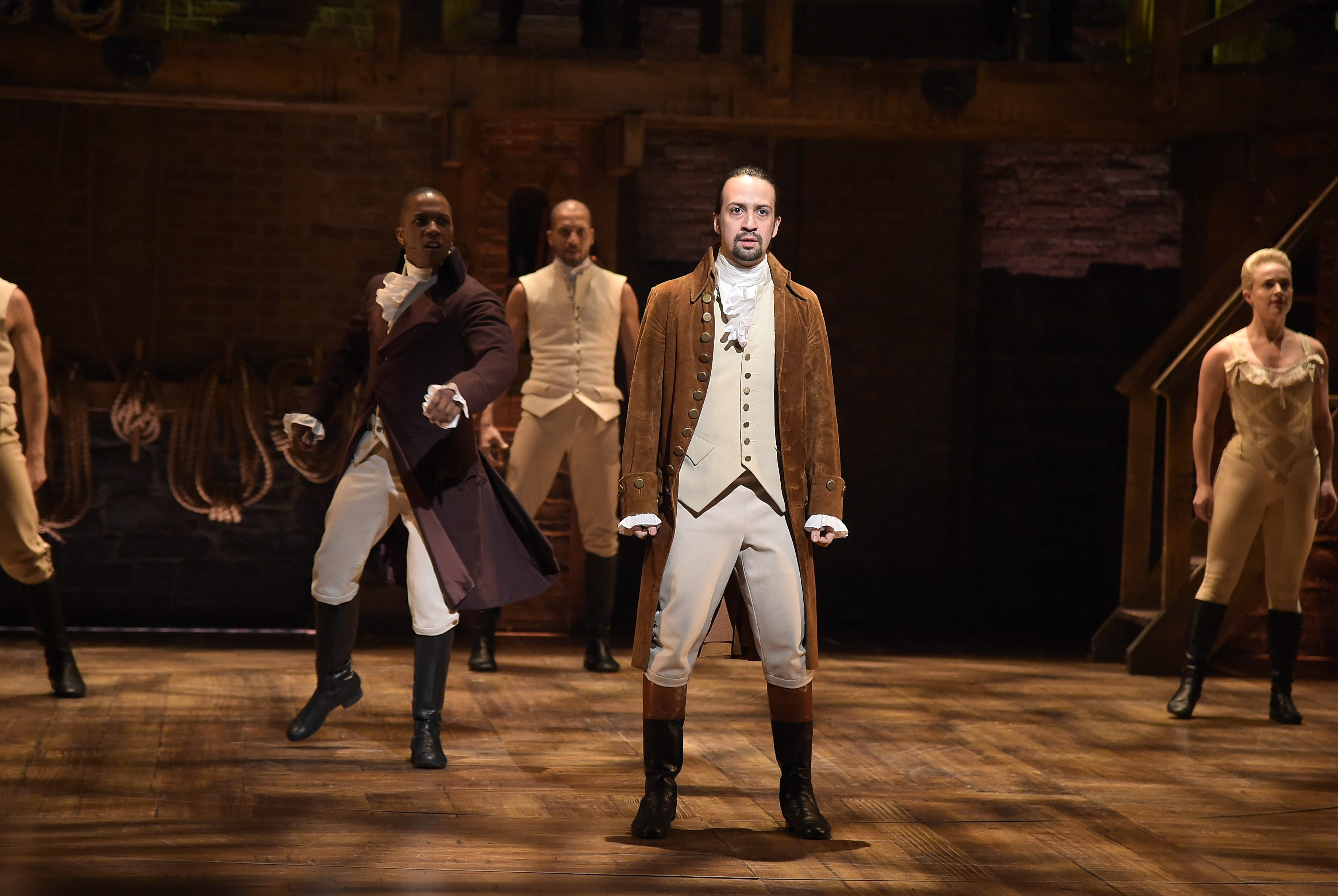 Hamilton actor dating hamilton musical