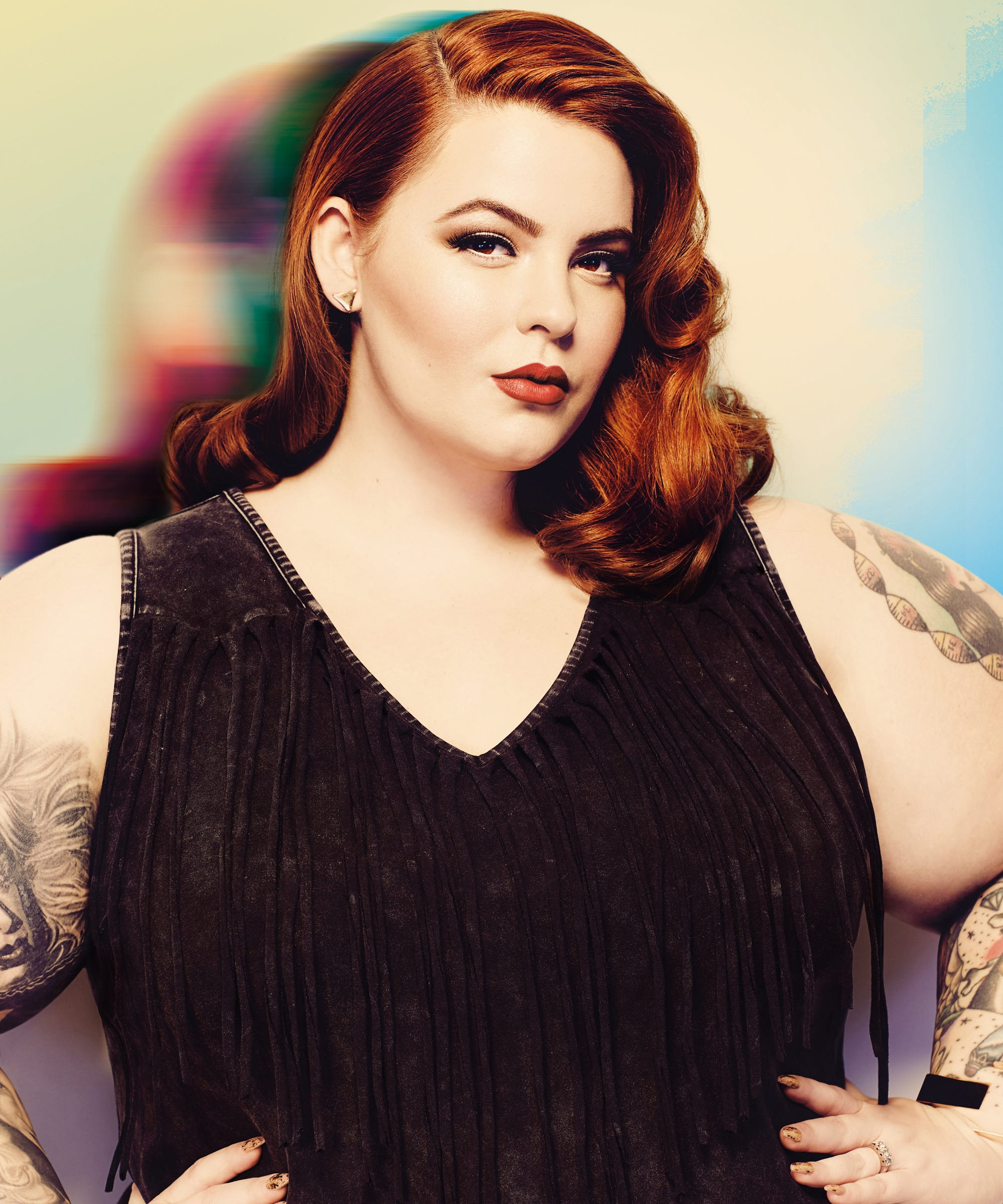 5a951243506 Here s Your First Look At The Tess Holliday x Penningtons Collection