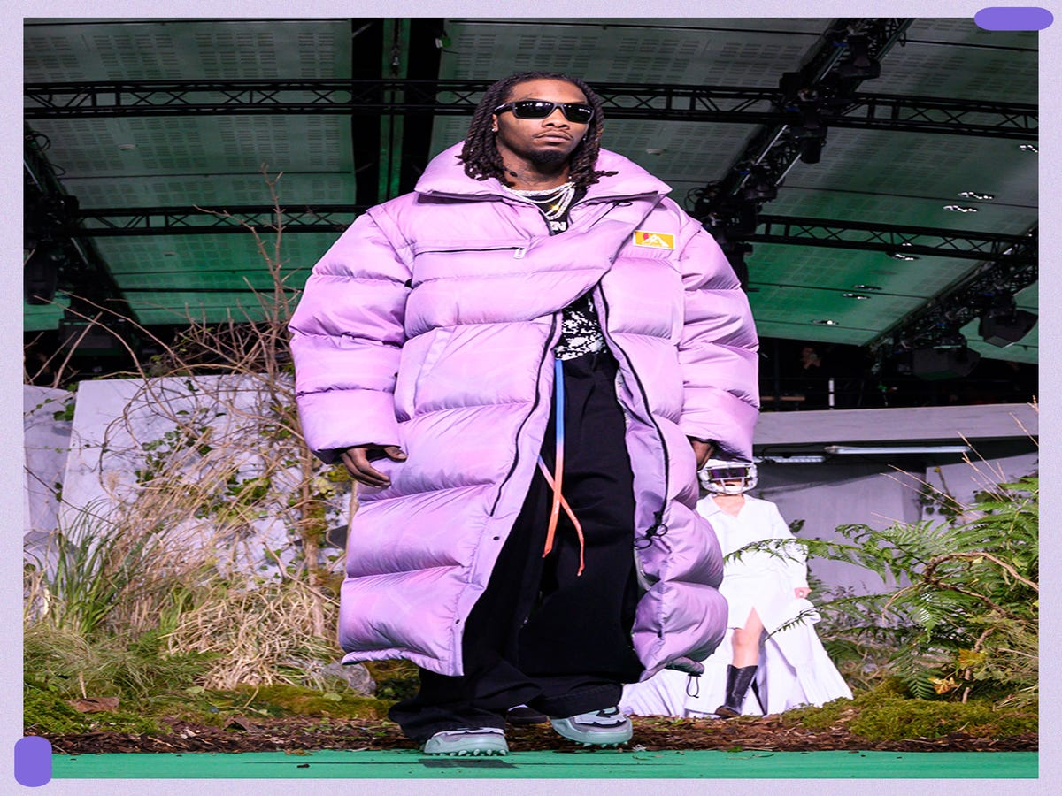 Offset Is The Most Careful Off-White Model Ever