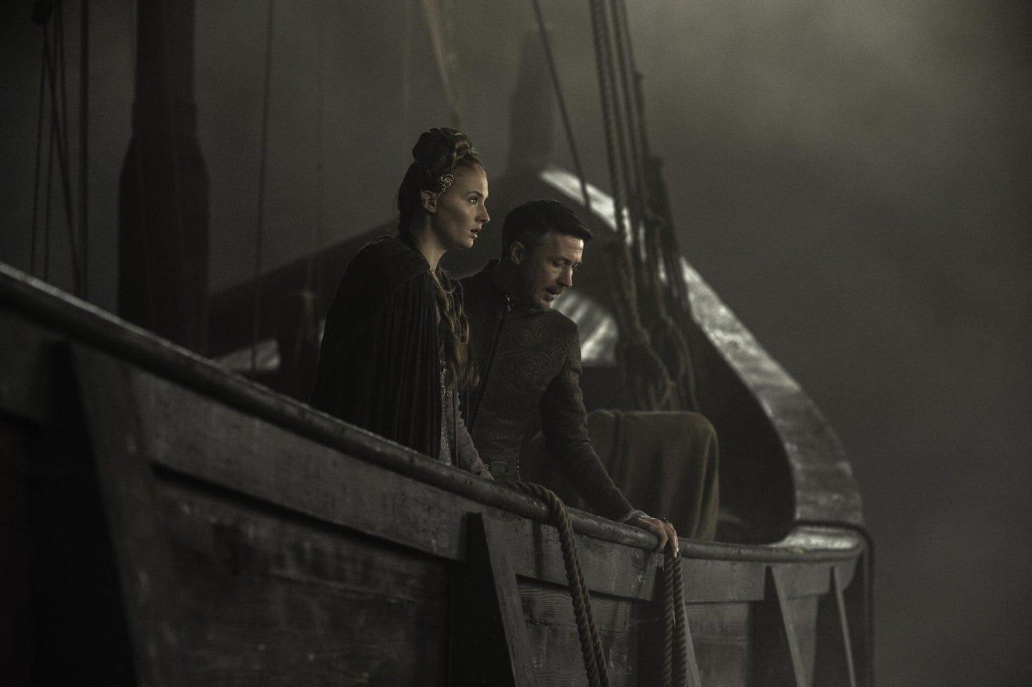 Littlefinger Schemes Best Twists Arya Sansa Betrayal