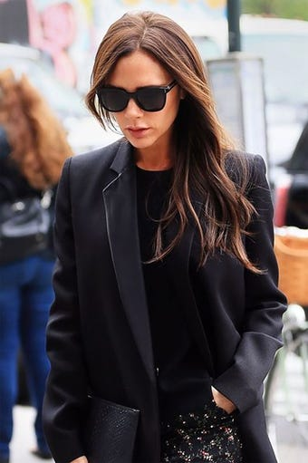 The VB sunglasses Victoria Beckham