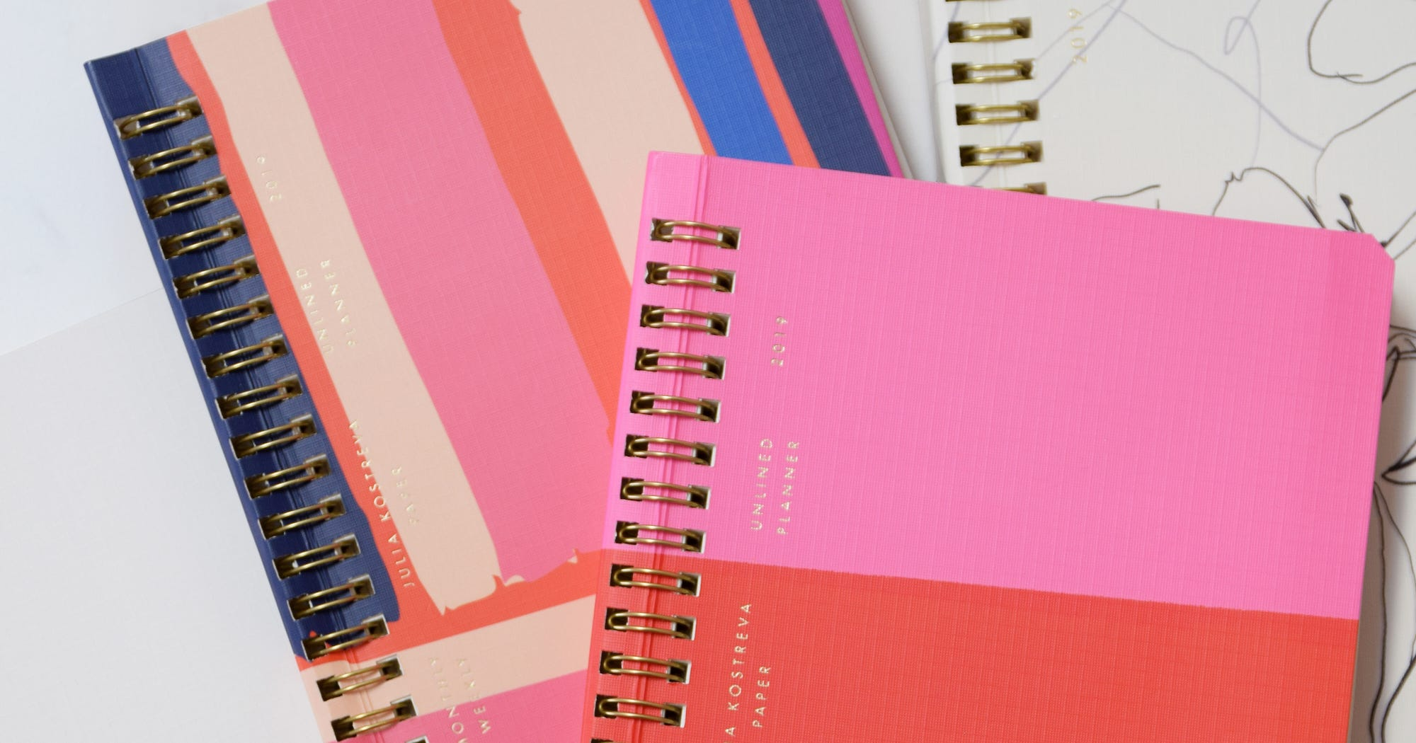 best planners for 2019 organization goals