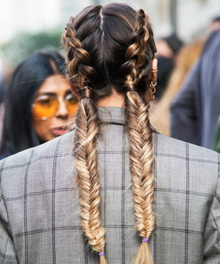 Fishtail Braid Styles For Black Hair | Find your Perfect ...