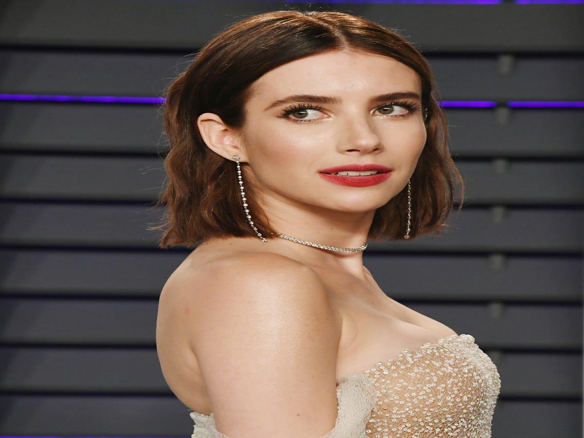 Emma Roberts Just Made A Drastic Hair Change — & She Looks Just Like Julia