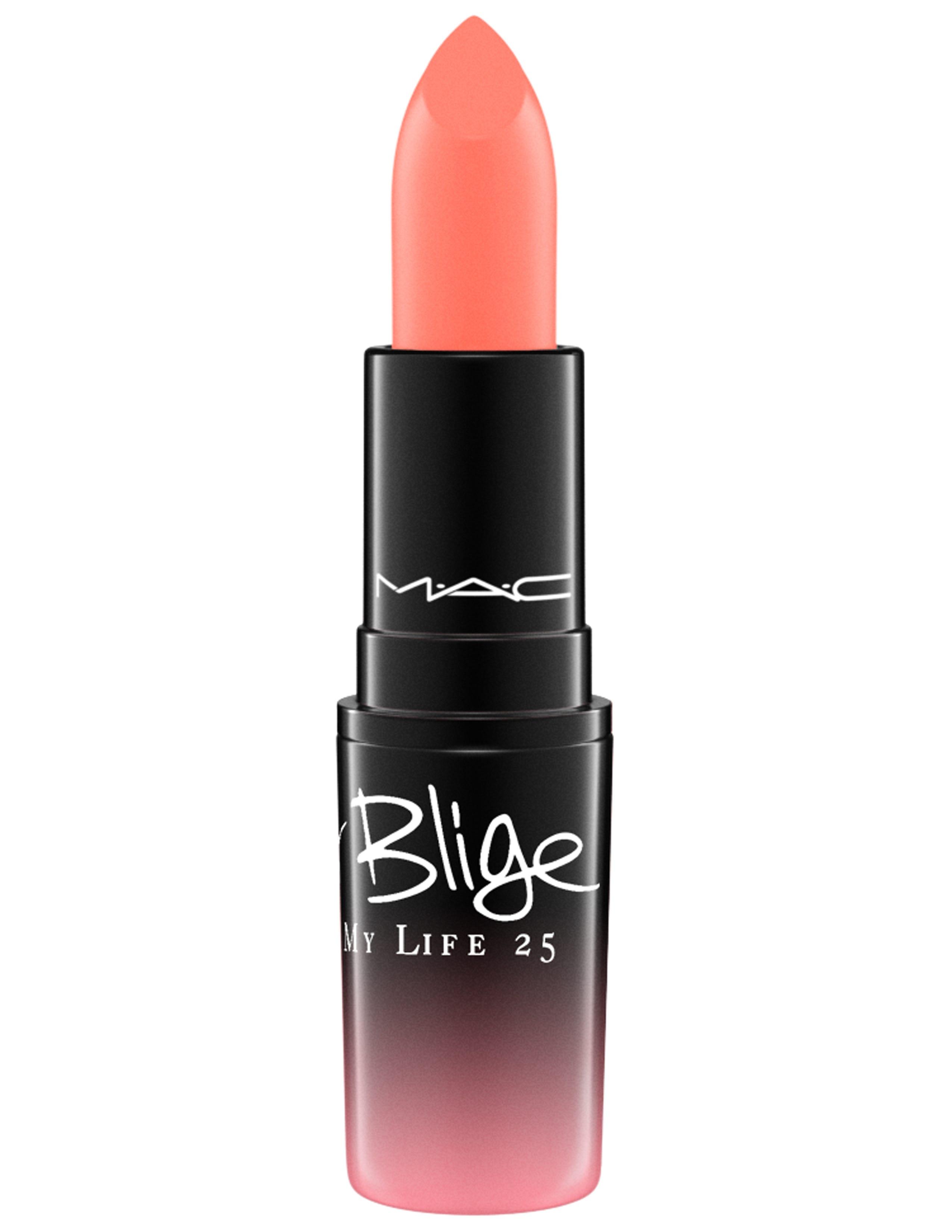 a8d6b9c2a6 Mary J. Blige Has A New Lipstick With MAC Cosmetics